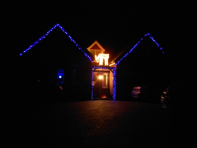 Purty lights!