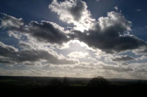 15th February 2014: Beautiful Bumpkinsville skies