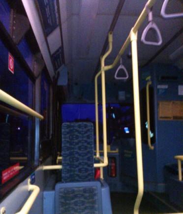 Bumpkinsville bus